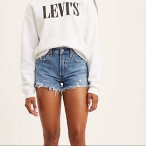 Levi 501 Jean short
